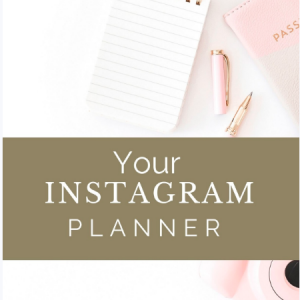 Your Instagram Planner