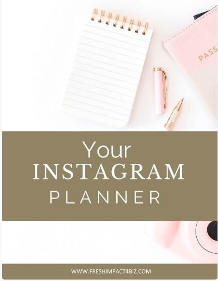 Your Instagram Planner