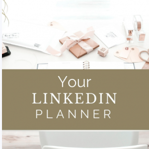 Your LinkedIn Planner