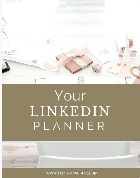 Your LinkedIn Planner