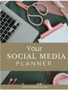 Your Social Media Planner